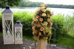 H 1  Blumensäule